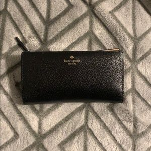 Black Kate Spade ♠️ wallet